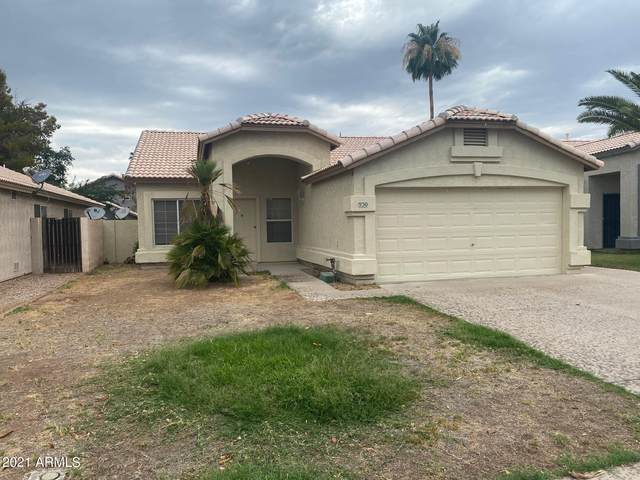 930 E Whitten Street, Chandler, AZ 85225 (MLS #6255062) :: Conway Real Estate
