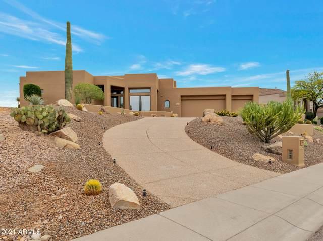 13631 N Sunset Drive, Fountain Hills, AZ 85268 (MLS #6255090) :: Yost Realty Group at RE/MAX Casa Grande