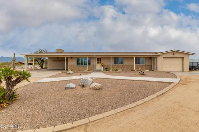 11632 S 194TH Drive, Buckeye, AZ 85326 (MLS #6255093) :: Kepple Real Estate Group