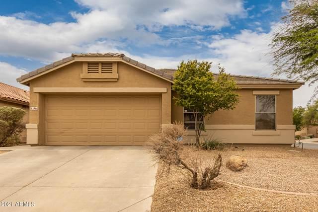 43941 W Carey Drive, Maricopa, AZ 85138 (MLS #6255125) :: Yost Realty Group at RE/MAX Casa Grande