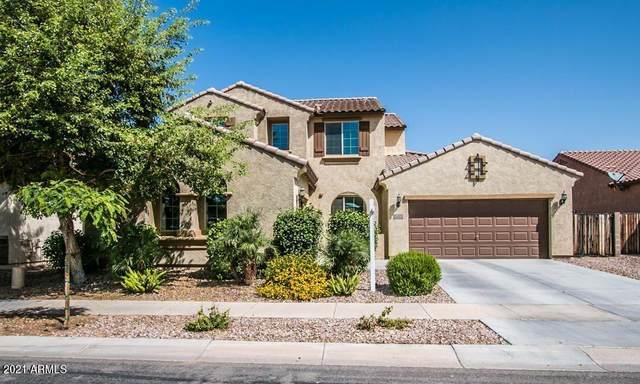 3526 E Ivanhoe Street, Gilbert, AZ 85295 (MLS #6255127) :: Dijkstra & Co.
