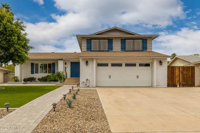 718 E Mcnair Drive, Tempe, AZ 85283 (MLS #6255137) :: Power Realty Group Model Home Center