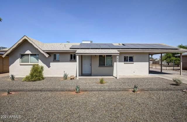 1430 N Casa Grande Avenue, Casa Grande, AZ 85122 (MLS #6255142) :: Yost Realty Group at RE/MAX Casa Grande