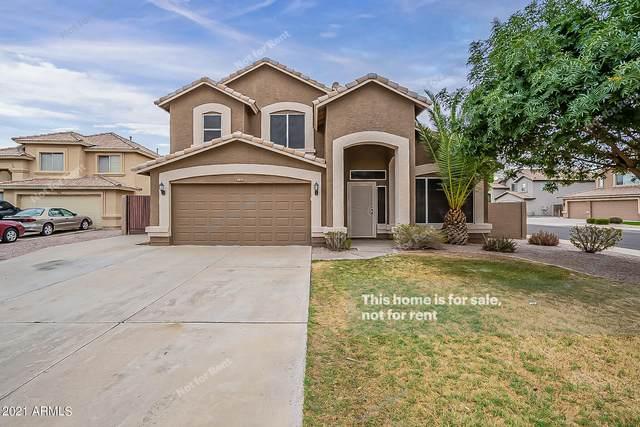 2655 S 72ND Circle, Mesa, AZ 85209 (MLS #6255154) :: Power Realty Group Model Home Center