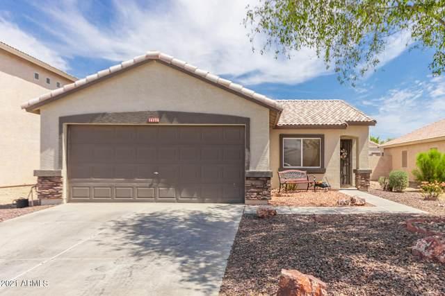 16276 W Sierra Street, Goodyear, AZ 85338 (MLS #6255184) :: Yost Realty Group at RE/MAX Casa Grande