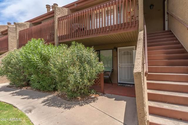 14203 N 19TH Avenue #1035, Phoenix, AZ 85023 (MLS #6255203) :: Yost Realty Group at RE/MAX Casa Grande