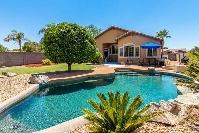 829 S Parkcrest Street, Gilbert, AZ 85296 (MLS #6255204) :: Yost Realty Group at RE/MAX Casa Grande