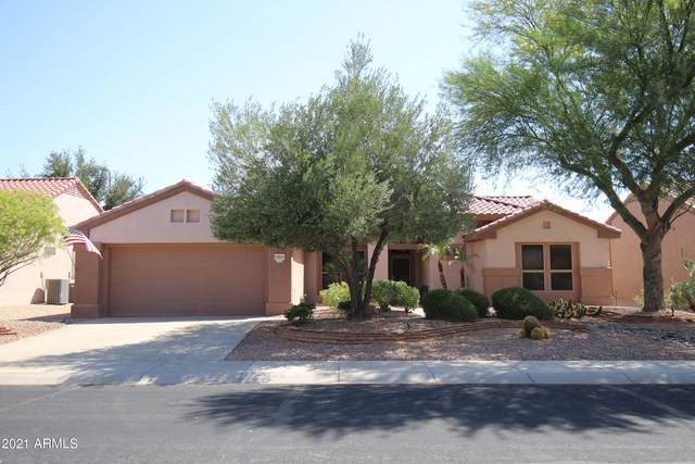 15516 W Coral Pointe Drive, Surprise, AZ 85374 (MLS #6255220) :: The Everest Team at eXp Realty