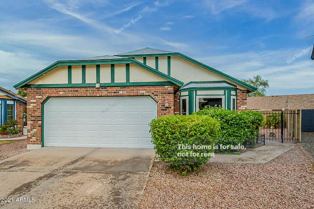 3134 E Mckellips Road #73, Mesa, AZ 85213 (MLS #6255225) :: Yost Realty Group at RE/MAX Casa Grande