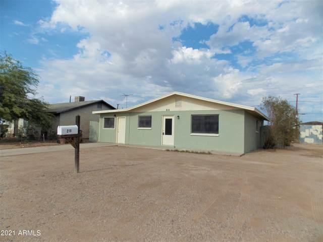 215 S D Street, Eloy, AZ 85131 (MLS #6255238) :: Long Realty West Valley