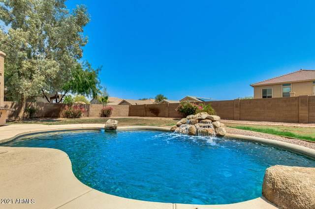 17271 W Papago Street, Goodyear, AZ 85338 (MLS #6255250) :: Yost Realty Group at RE/MAX Casa Grande