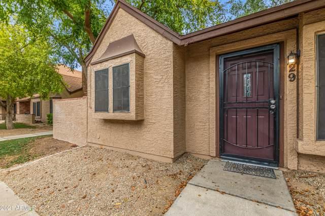 8111 W Wacker Road #29, Peoria, AZ 85381 (MLS #6255256) :: Selling AZ Homes Team