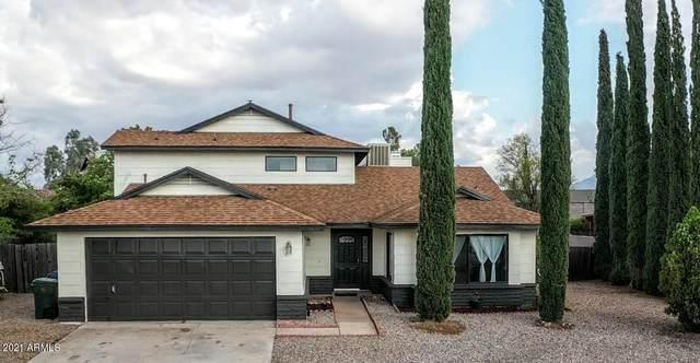 4854 Loma Loop, Sierra Vista, AZ 85635 (MLS #6255271) :: Dijkstra & Co.