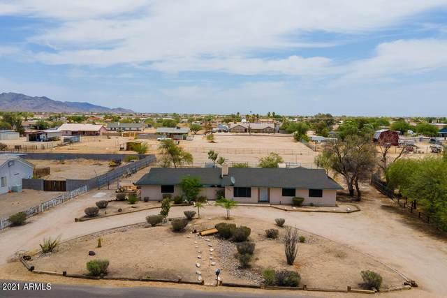 22344 W Hammond Drive, Buckeye, AZ 85326 (MLS #6255298) :: Yost Realty Group at RE/MAX Casa Grande