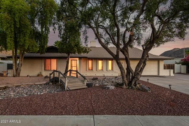 223 E Pershing Avenue, Phoenix, AZ 85022 (MLS #6255319) :: Yost Realty Group at RE/MAX Casa Grande