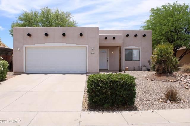 5290 Highland Shadows Drive, Sierra Vista, AZ 85635 (MLS #6255340) :: Klaus Team Real Estate Solutions