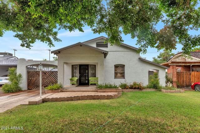1637 E Earll Drive, Phoenix, AZ 85016 (MLS #6255344) :: Yost Realty Group at RE/MAX Casa Grande