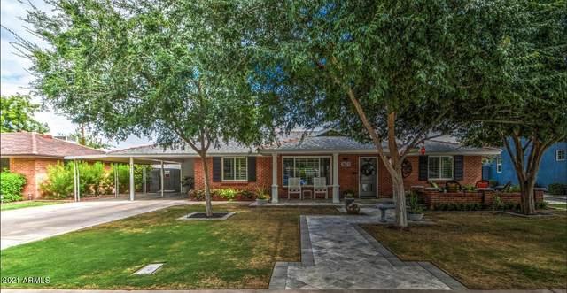 3628 E Fairmount Avenue, Phoenix, AZ 85018 (MLS #6255356) :: Dijkstra & Co.