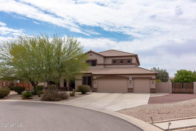 69 E Shire Court, San Tan Valley, AZ 85143 (MLS #6255360) :: The Everest Team at eXp Realty
