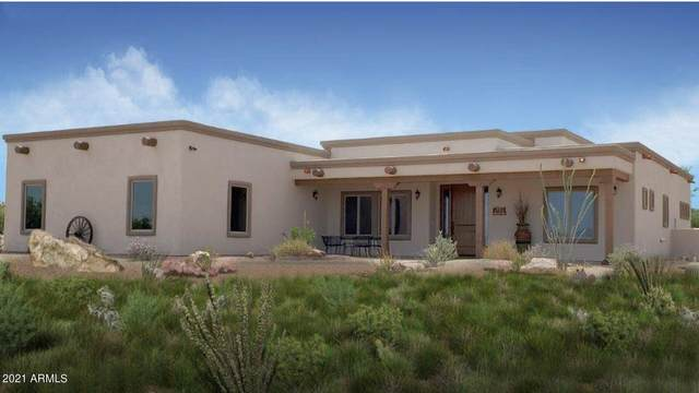3055 W Conaway Circle, Benson, AZ 85602 (MLS #6255366) :: The Copa Team | The Maricopa Real Estate Company