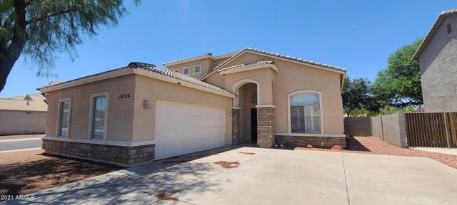 15704 N 156TH Lane, Surprise, AZ 85374 (MLS #6255368) :: The Everest Team at eXp Realty