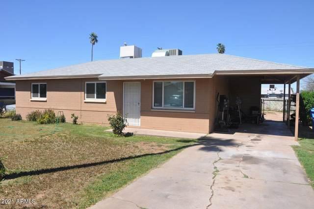 1902 E Mobile Lane, Phoenix, AZ 85040 (MLS #6255374) :: Yost Realty Group at RE/MAX Casa Grande