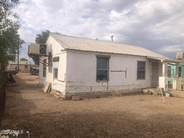 112 W Seagoe Avenue, Coolidge, AZ 85128 (MLS #6255402) :: NextView Home Professionals, Brokered by eXp Realty