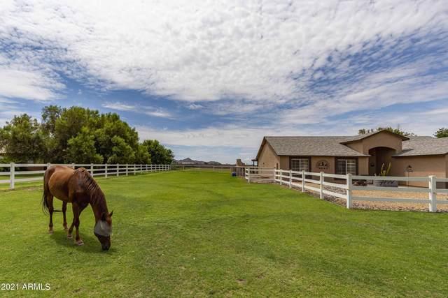15431 E Via Del Rancho, Gilbert, AZ 85298 (MLS #6255413) :: Executive Realty Advisors