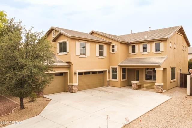 1246 W Busa Drive, San Tan Valley, AZ 85143 (MLS #6255418) :: Yost Realty Group at RE/MAX Casa Grande