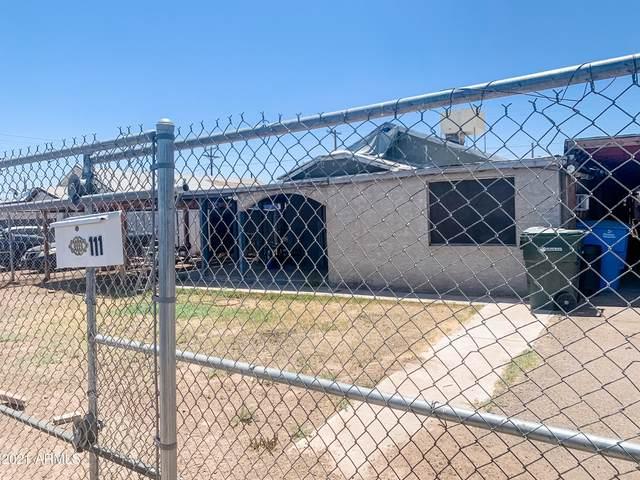 111 W Forest Grove Avenue, Phoenix, AZ 85041 (MLS #6255419) :: Yost Realty Group at RE/MAX Casa Grande