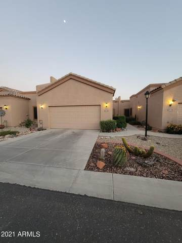 18650 N 91ST Avenue #3501, Peoria, AZ 85382 (MLS #6255440) :: Executive Realty Advisors