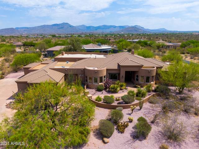 8202 E Tecolote Circle, Scottsdale, AZ 85266 (MLS #6255474) :: Openshaw Real Estate Group in partnership with The Jesse Herfel Real Estate Group