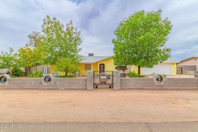 961 E Mesquite Avenue, Apache Junction, AZ 85119 (MLS #6255488) :: Yost Realty Group at RE/MAX Casa Grande