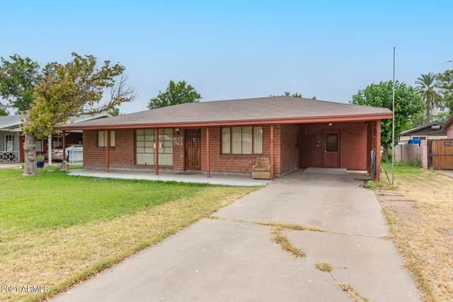 763 W Toledo Street, Chandler, AZ 85225 (MLS #6255491) :: Yost Realty Group at RE/MAX Casa Grande