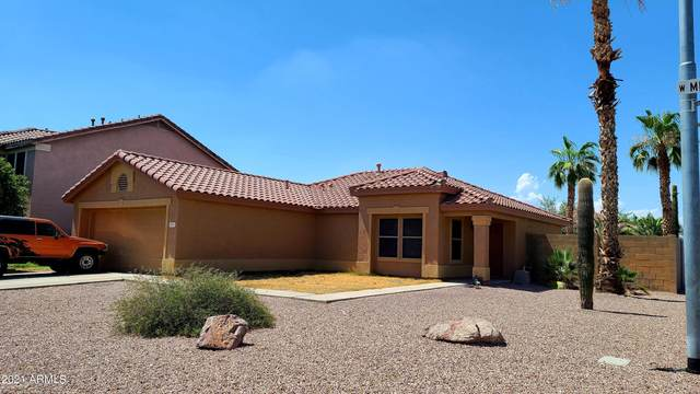 8018 W Mission Lane, Peoria, AZ 85345 (MLS #6255492) :: The Everest Team at eXp Realty