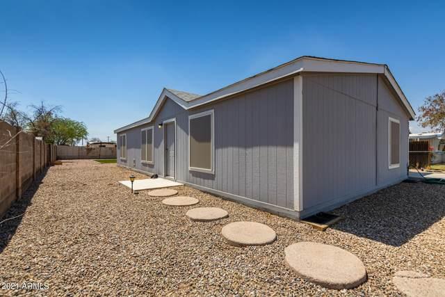 2210 N Summer Street, Mesa, AZ 85203 (MLS #6255500) :: Executive Realty Advisors