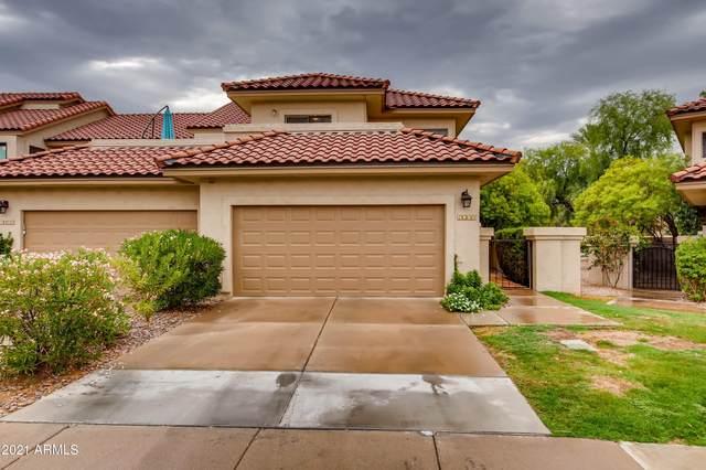 9705 E Mountain View Road #1009, Scottsdale, AZ 85258 (MLS #6255518) :: Long Realty West Valley
