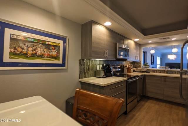 5122 N 31st Way #237, Phoenix, AZ 85016 (MLS #6255569) :: Conway Real Estate