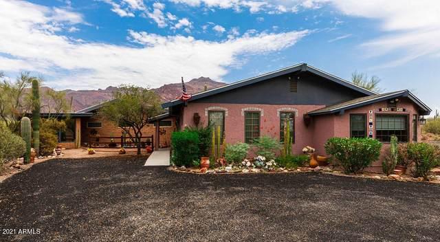 10890 E Maverick Trail, Gold Canyon, AZ 85118 (MLS #6255618) :: Yost Realty Group at RE/MAX Casa Grande