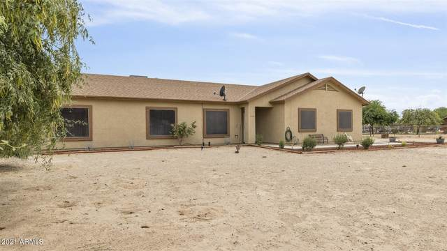 2496 E Prouty Lane, Casa Grande, AZ 85194 (MLS #6255633) :: Lucido Agency