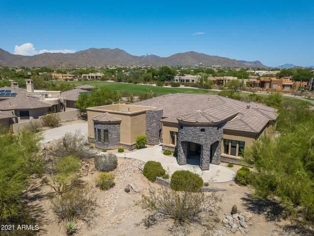 3903 N Pinnacle Hills Circle, Mesa, AZ 85207 (MLS #6255638) :: Arizona Home Group