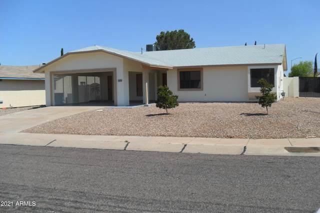 1230 Jasmin Drive, Sierra Vista, AZ 85635 (MLS #6255650) :: Dijkstra & Co.