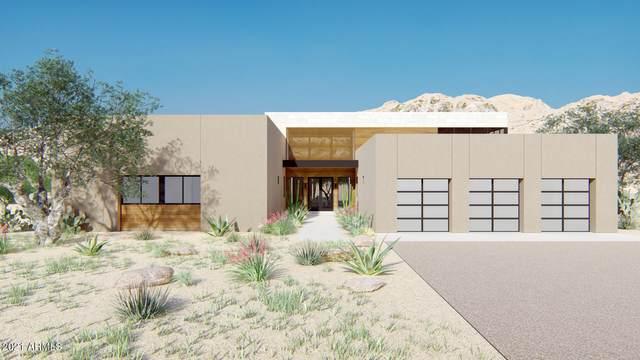 6415 E Lomas Verdes Drive #4, Scottsdale, AZ 85266 (MLS #6255651) :: Lucido Agency
