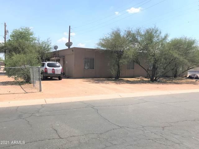 403 E Quail Avenue, Apache Junction, AZ 85119 (MLS #6255671) :: Yost Realty Group at RE/MAX Casa Grande