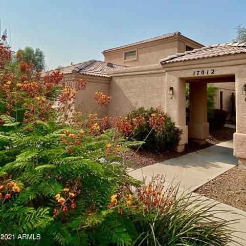 17012 E Salida Drive A, Fountain Hills, AZ 85268 (MLS #6255679) :: Executive Realty Advisors