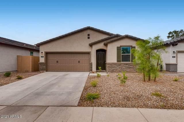 1862 S 82ND Place, Mesa, AZ 85209 (MLS #6255688) :: Dijkstra & Co.