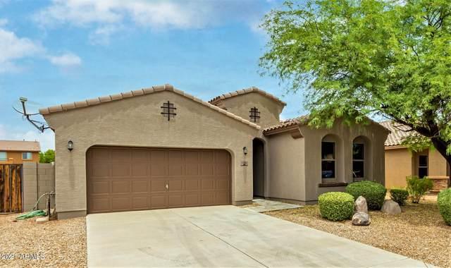 2486 E Dulcinea Trail, Casa Grande, AZ 85194 (MLS #6255698) :: Lucido Agency