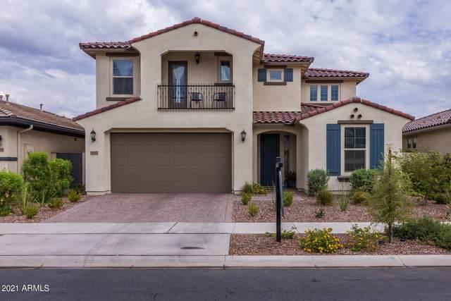 10015 E Wavelength Avenue E, Mesa, AZ 85212 (MLS #6255724) :: Dijkstra & Co.
