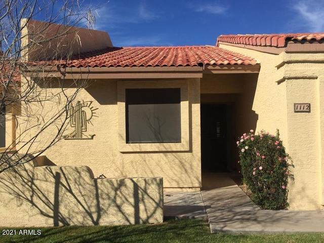 1021 S Greenfield Road #1112, Mesa, AZ 85206 (MLS #6255729) :: The Everest Team at eXp Realty