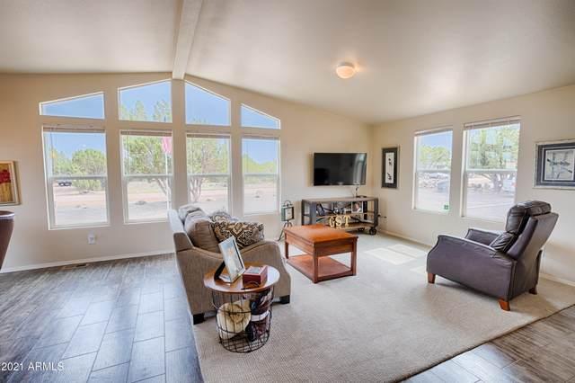 8550 Antelope Drive, Show Low, AZ 85901 (MLS #6255740) :: Yost Realty Group at RE/MAX Casa Grande